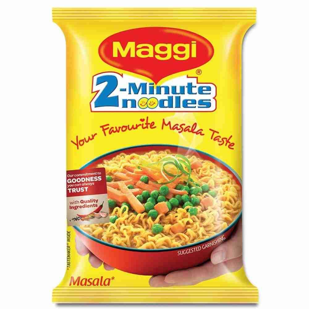 Picture of Maggi Noodles - Meri Masala, 35gm Pouch
