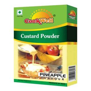 Picture of Cookwell Custard Powder 100gm