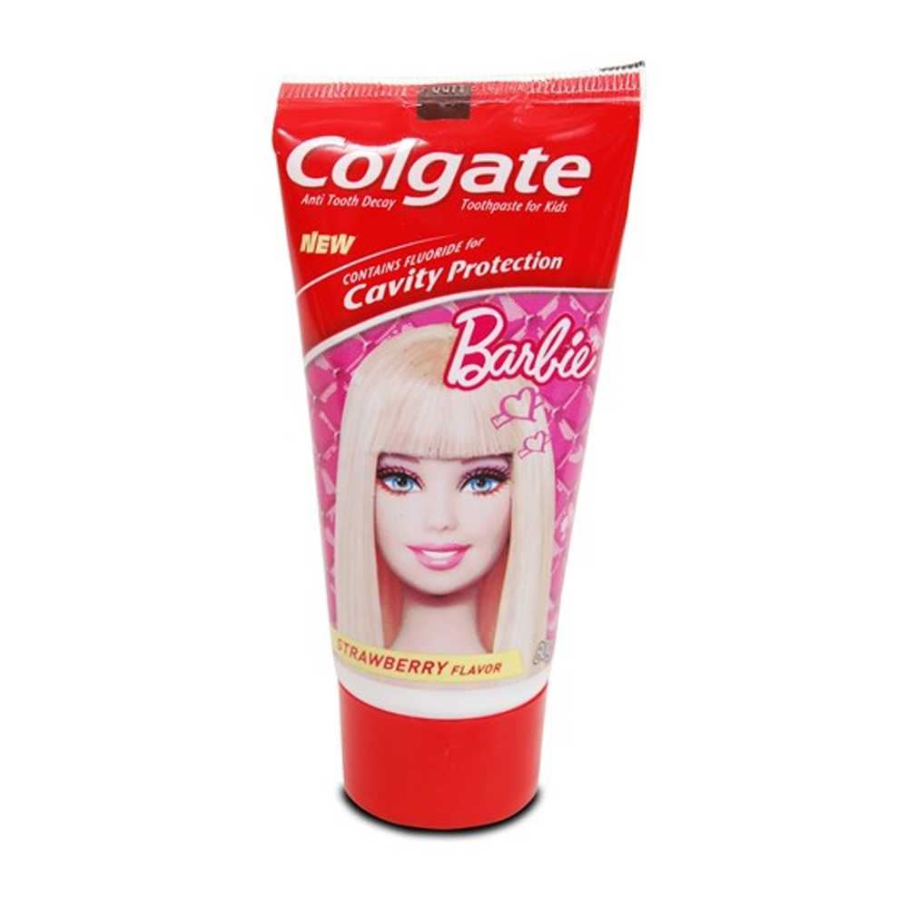 Picture of Colgate Barbie Toothpaste 80gm
