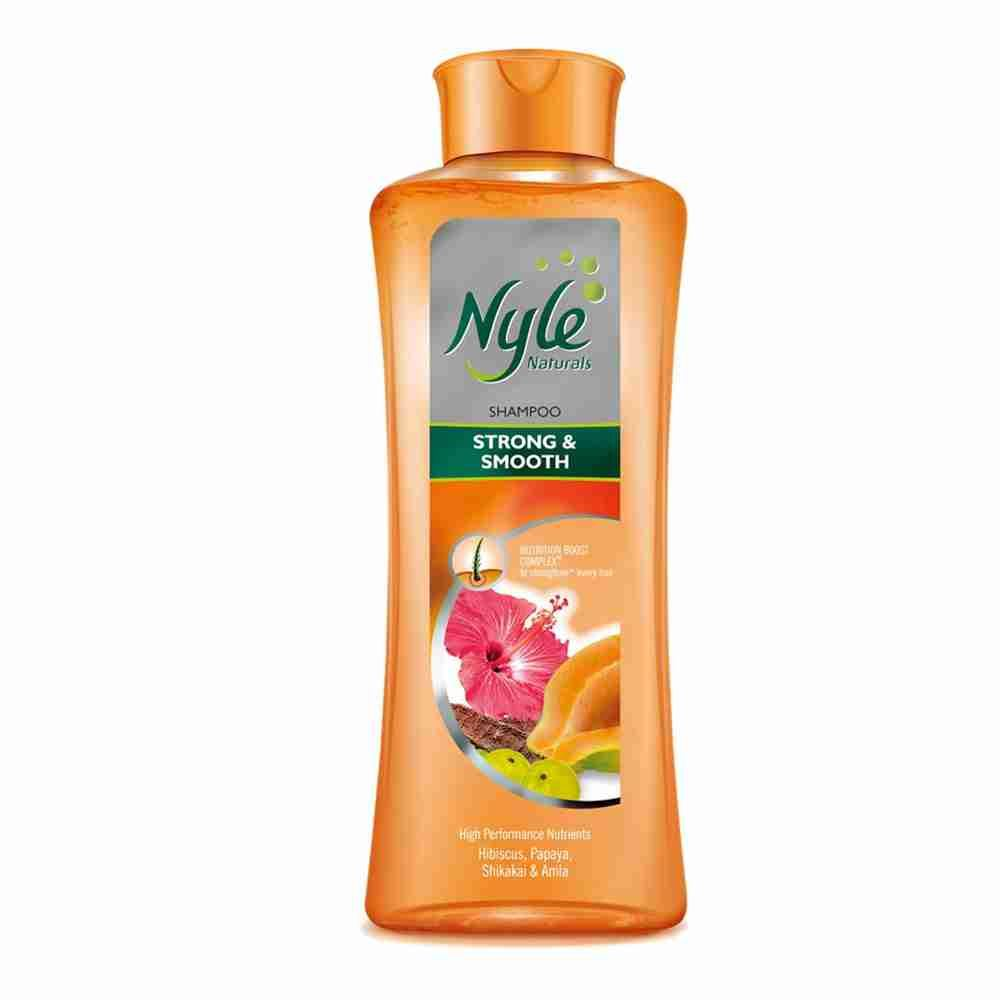 Picture of Nyle Strong & Smooth Shampoo 400ml