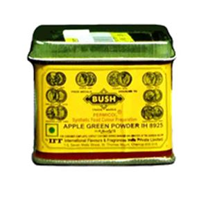 Picture of Bush Colour Green 100gm
