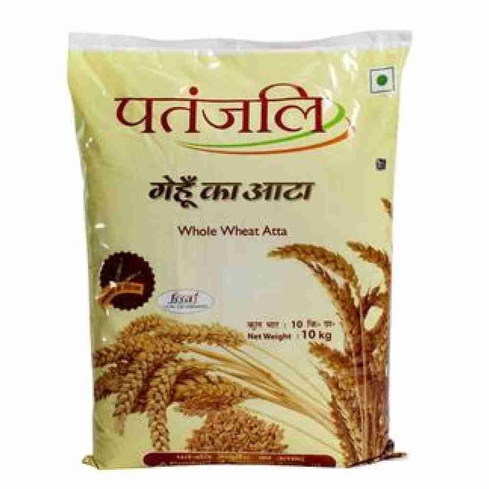 Picture of  Patanjali atta 10kgm