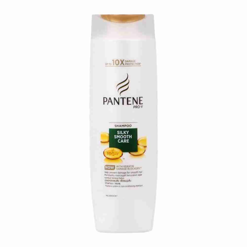 Picture of Pantene Silky Smooth Care Shampoo 340ml