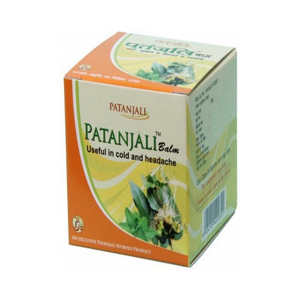 Picture of Patanjali Balm 25gm