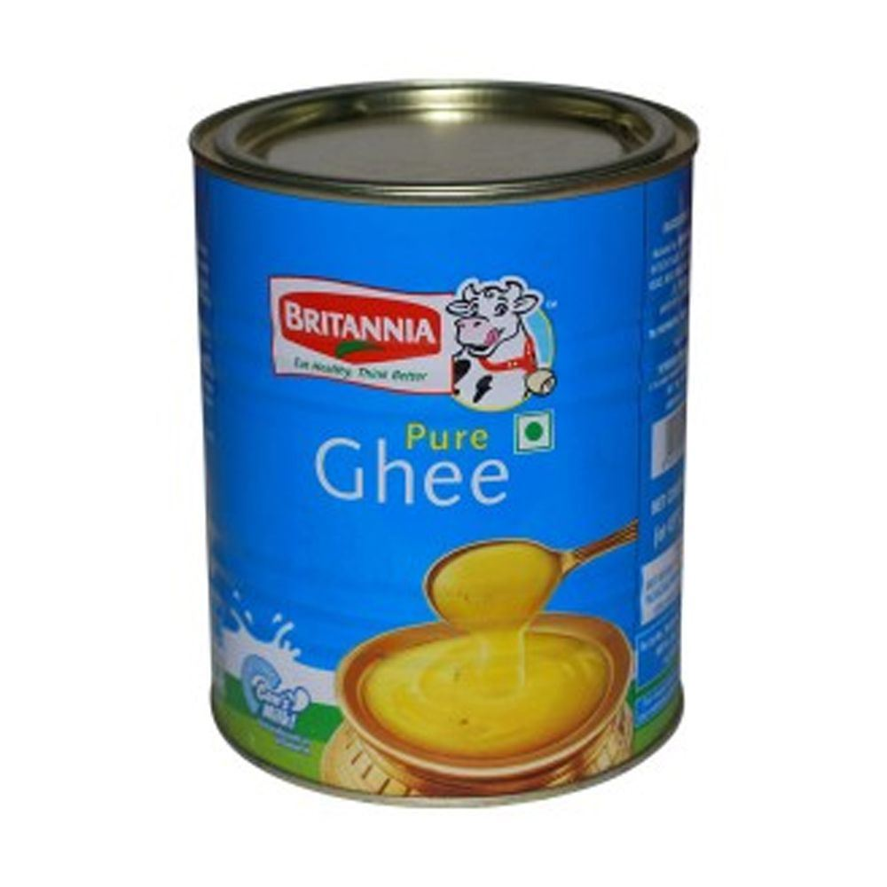 Picture of Britannia Cow Ghee Can 1ltr
