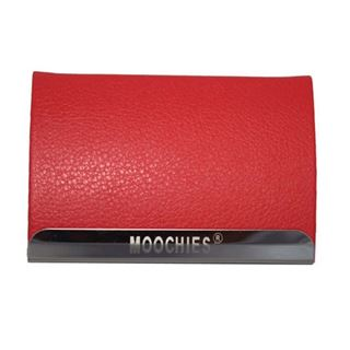 Picture of Moochies Leatherette Card Holder (emzmocch002red)