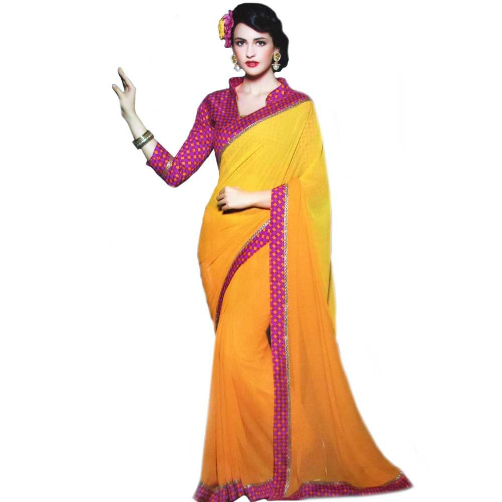 Picture of Kesari Nandan Saree D.No.5916