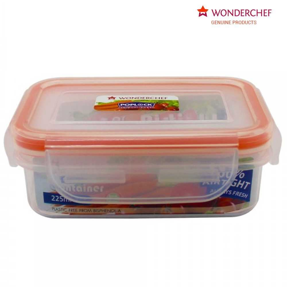 Picture of Wonderchef POP Lock Containers 225ml