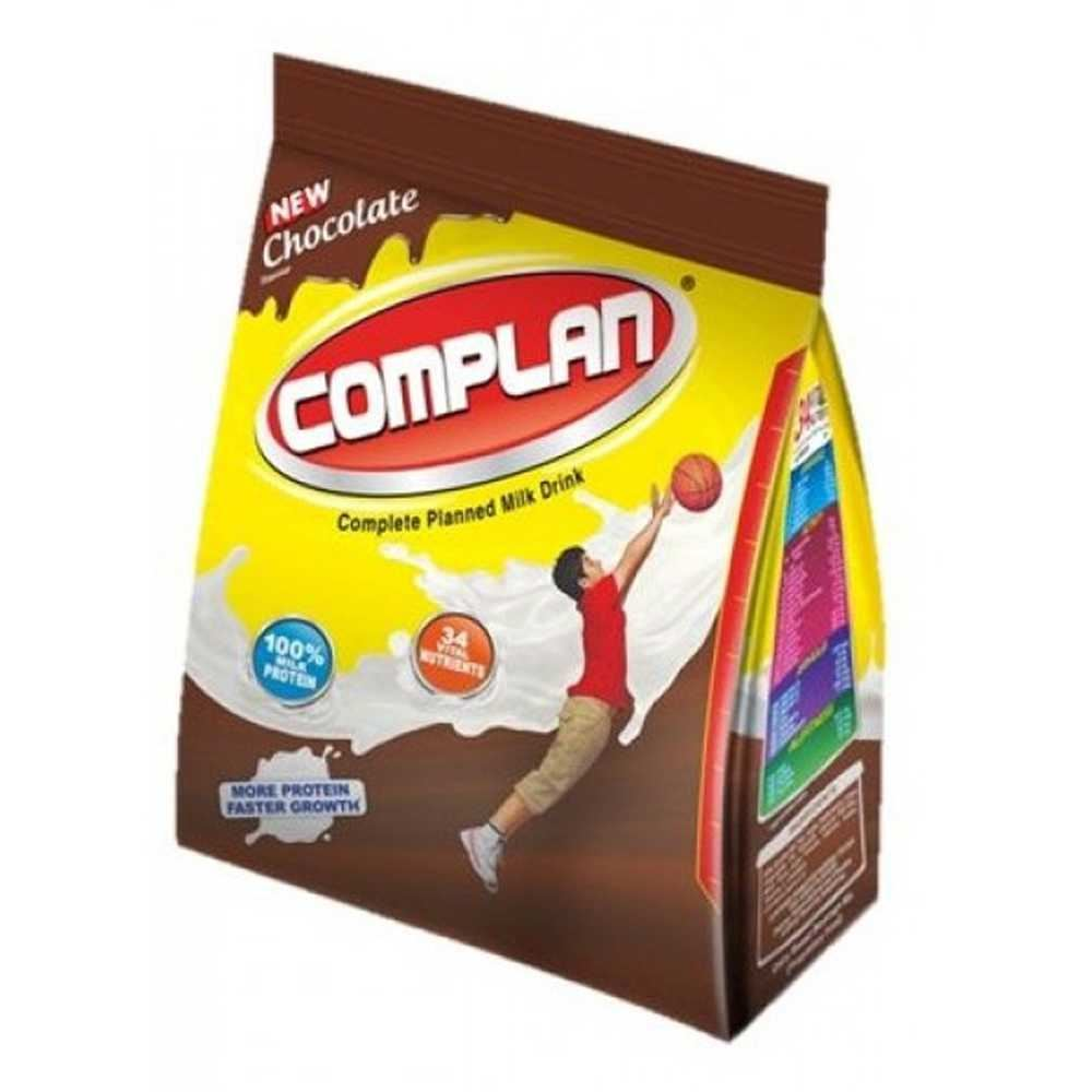 Picture of Complan Chocolate Pouch 500gm