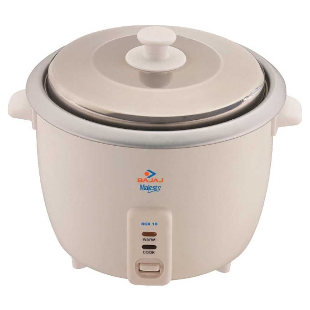Picture of Bajaj Majesty RCX 18 Electric Rice Cooker