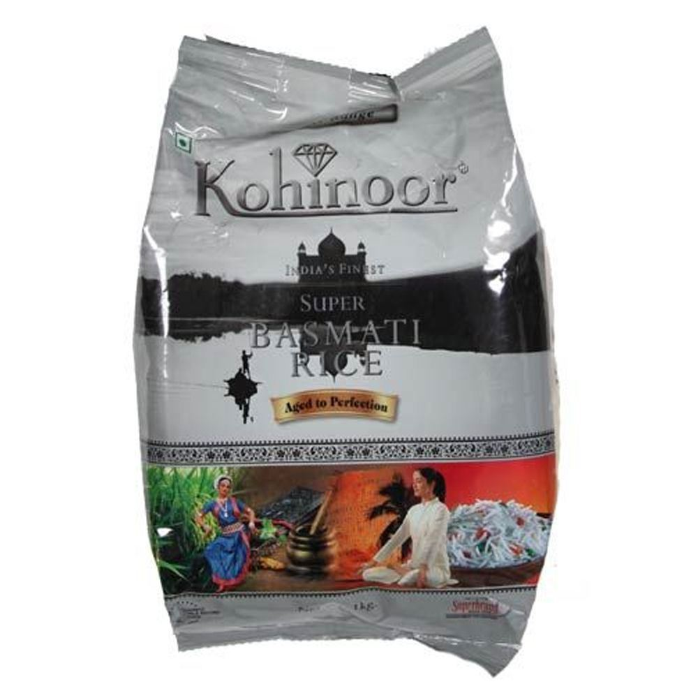 Picture of Kohinoor Super Basmati Rice 1kg