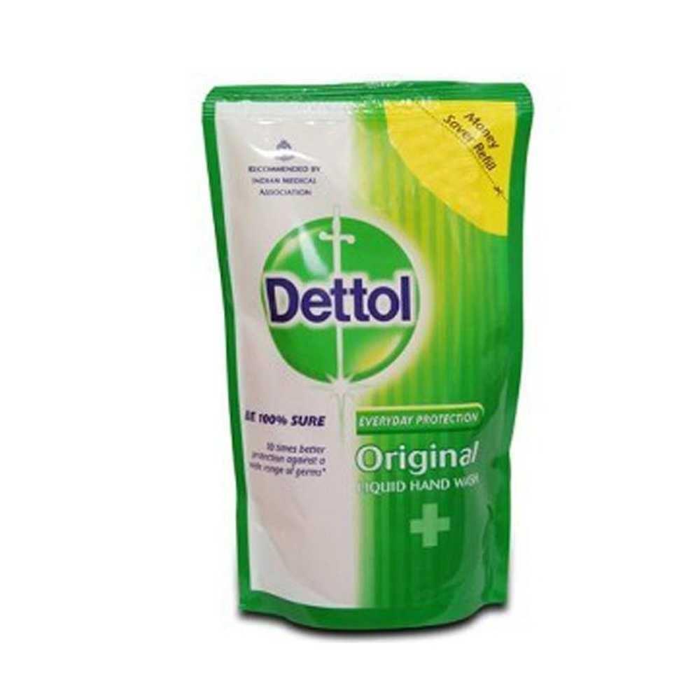 Picture of Dettol Original Handwash Pouch 185ml