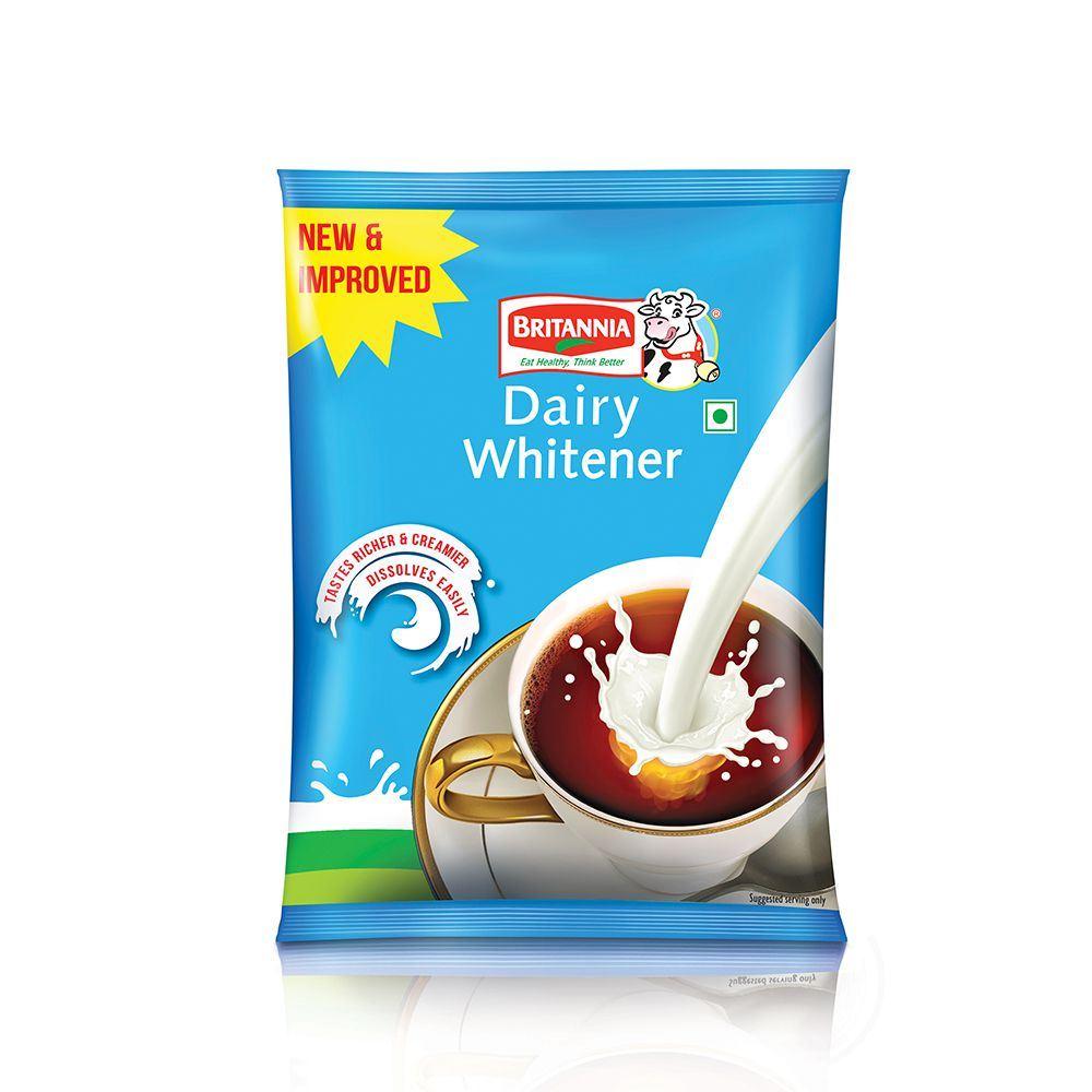 Picture of Britannia Dairy Whitener Milk Powder 400gm