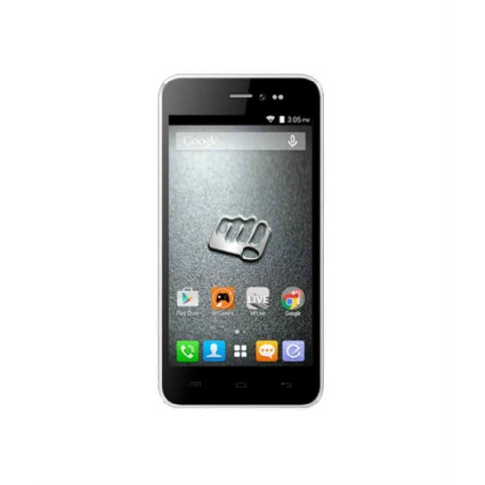 Picture of Micromax Bolt Q326 4GB Mobile (Black)