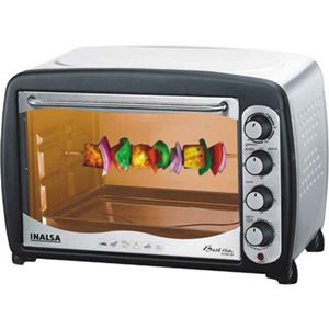 Picture of Inalsa  Oven Toaster Griller Best Bake 50 TRC SS 2000 W