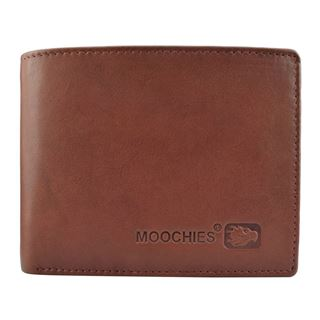 Picture of Moochies Leather Men's Wallets (emzmocgwR59anttan)