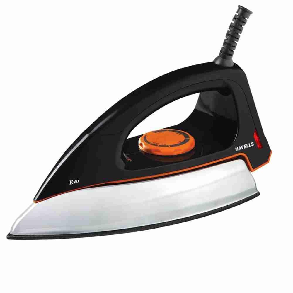 Picture of Havells Evo Orange Dry Iron 1100w