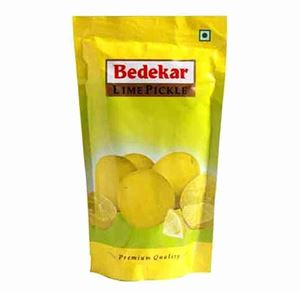 Picture of Bedekar Lime Pickle Pouch 200gm