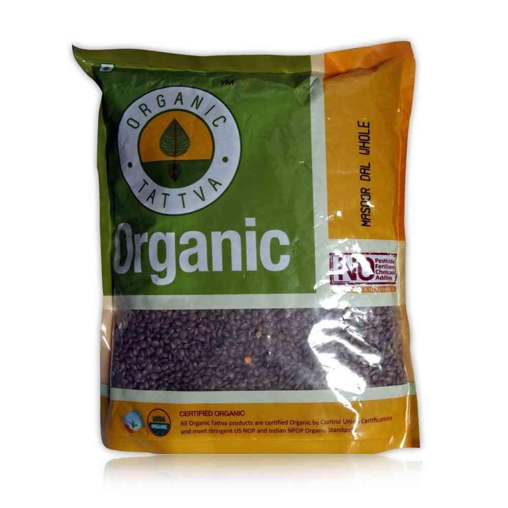 Picture of Organic Masoor Dal 500gm