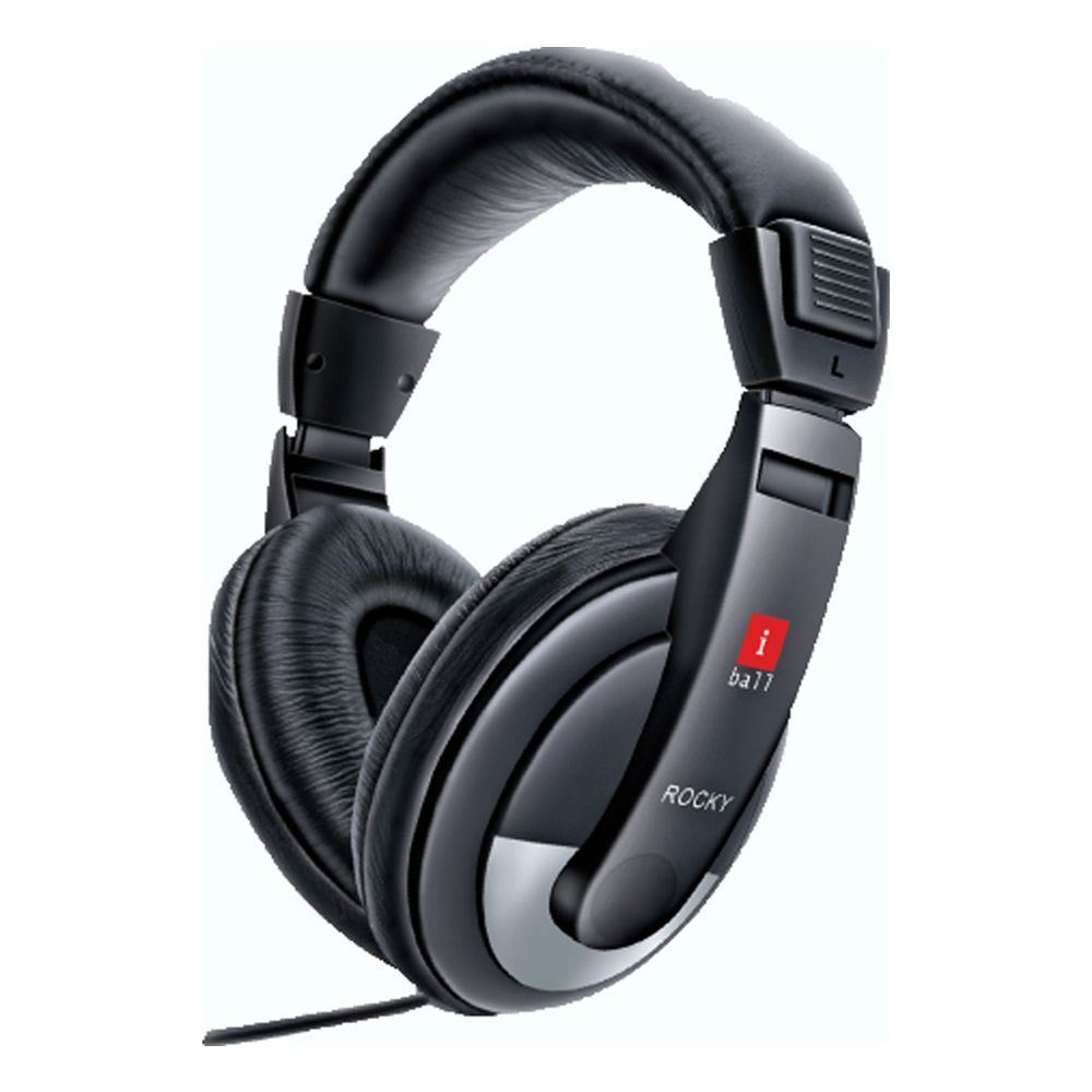 Picture of Iball Rocky Headphone