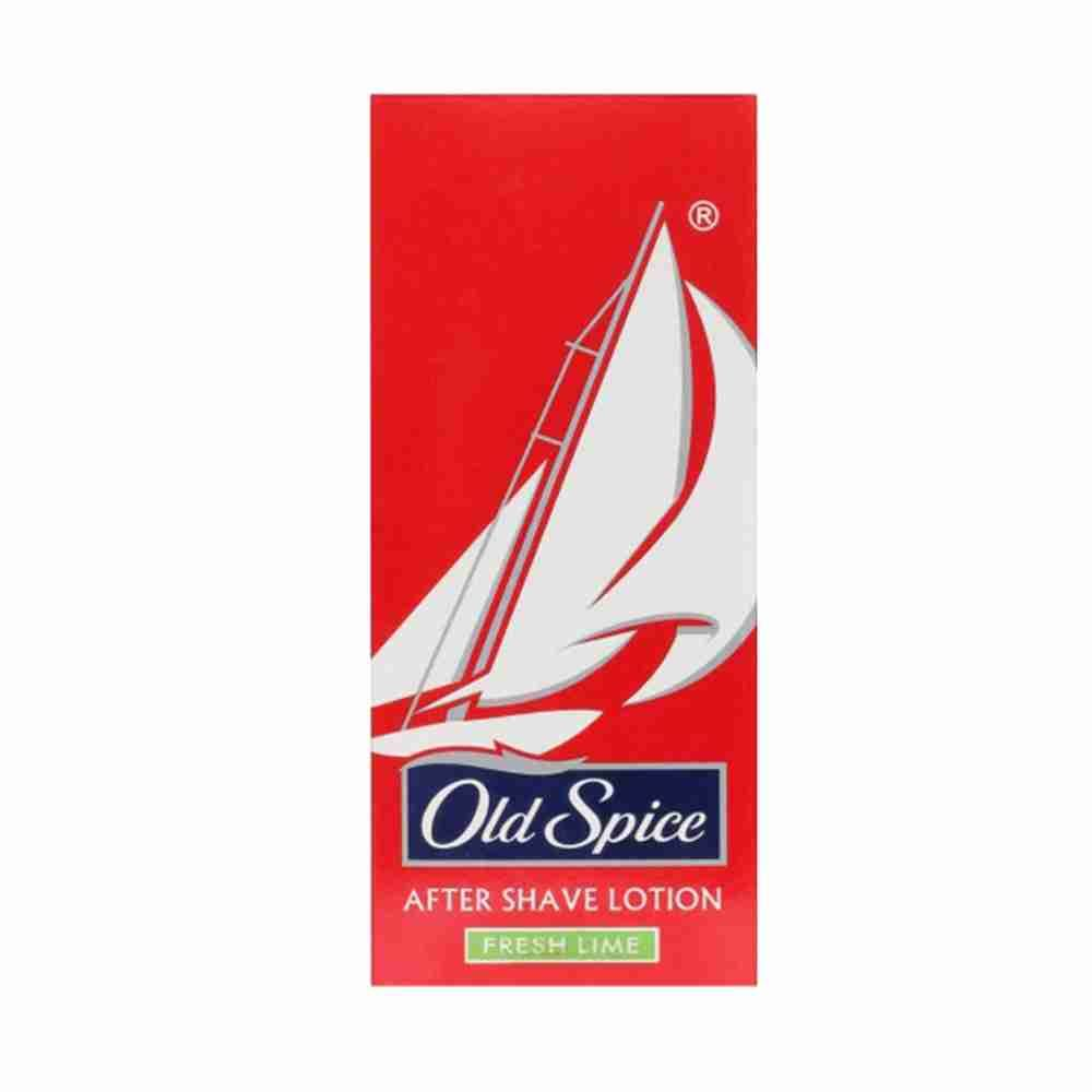 Picture of Old Spice After Fresh Lime Shave Lotion 50ml