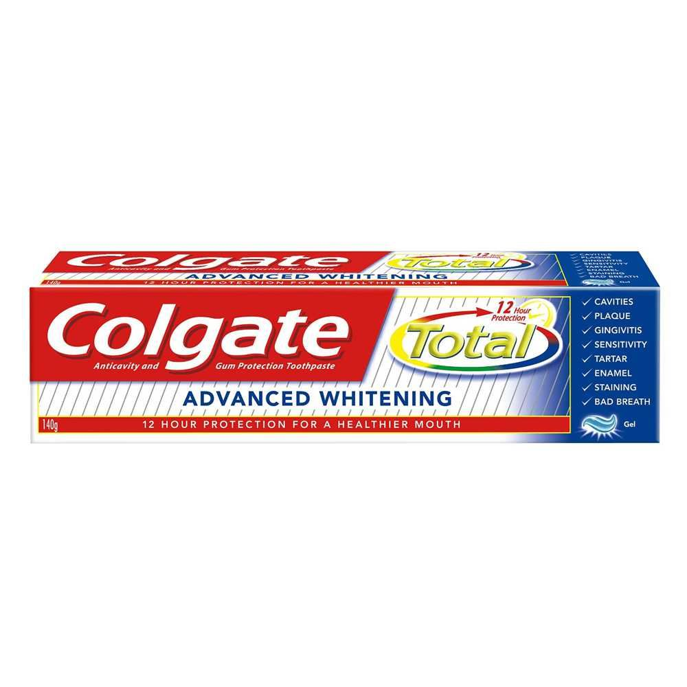 Picture of Colgate Total Advance Toothpaste 140gm