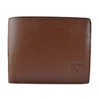 Picture of Moochies Leather Men's Wallets (emzmocgw1001tan)