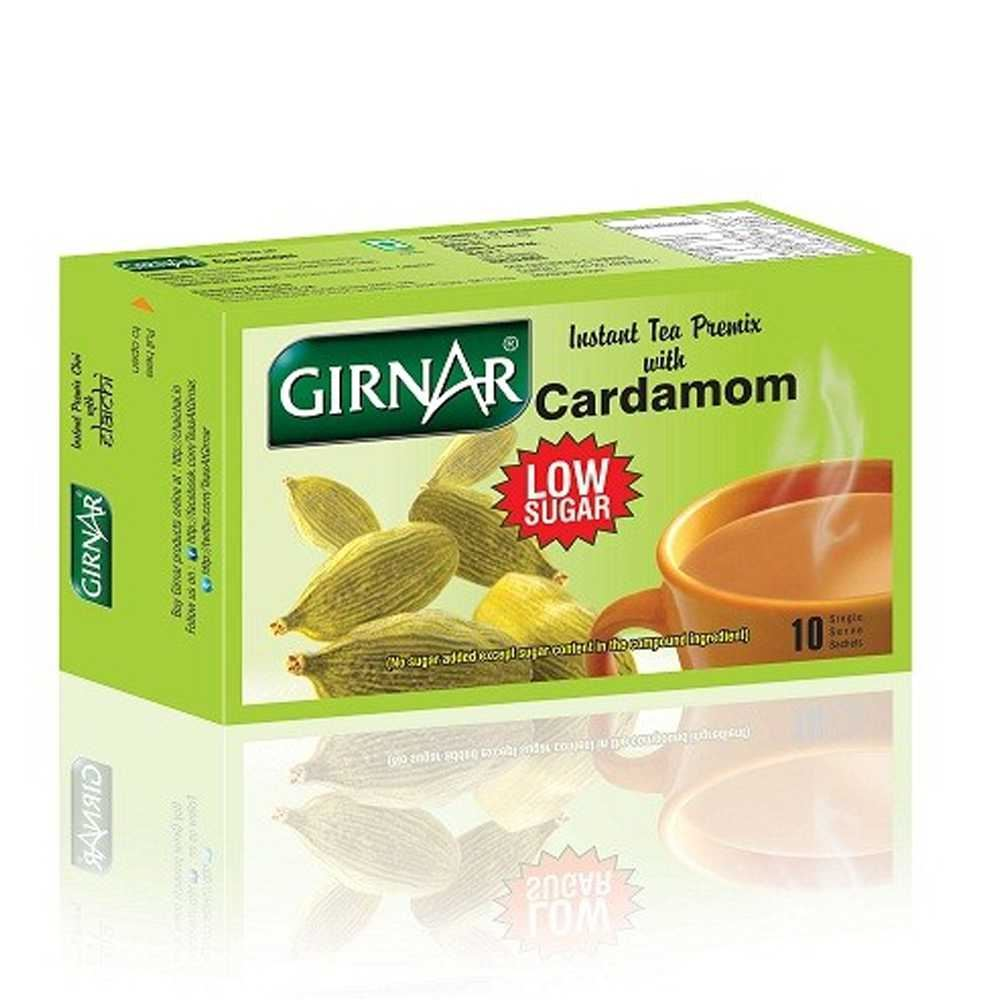 Picture of Girnar Green Tea Elaichi 10pcs
