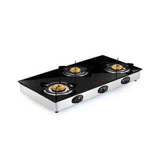 Picture of Butterfly Reflection AI LPG Stove-SPL EDN 3 Burner