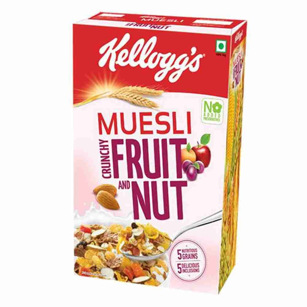Picture of Kellogg's Extra Muesli - Crunchy Fruit and Nut 500gm