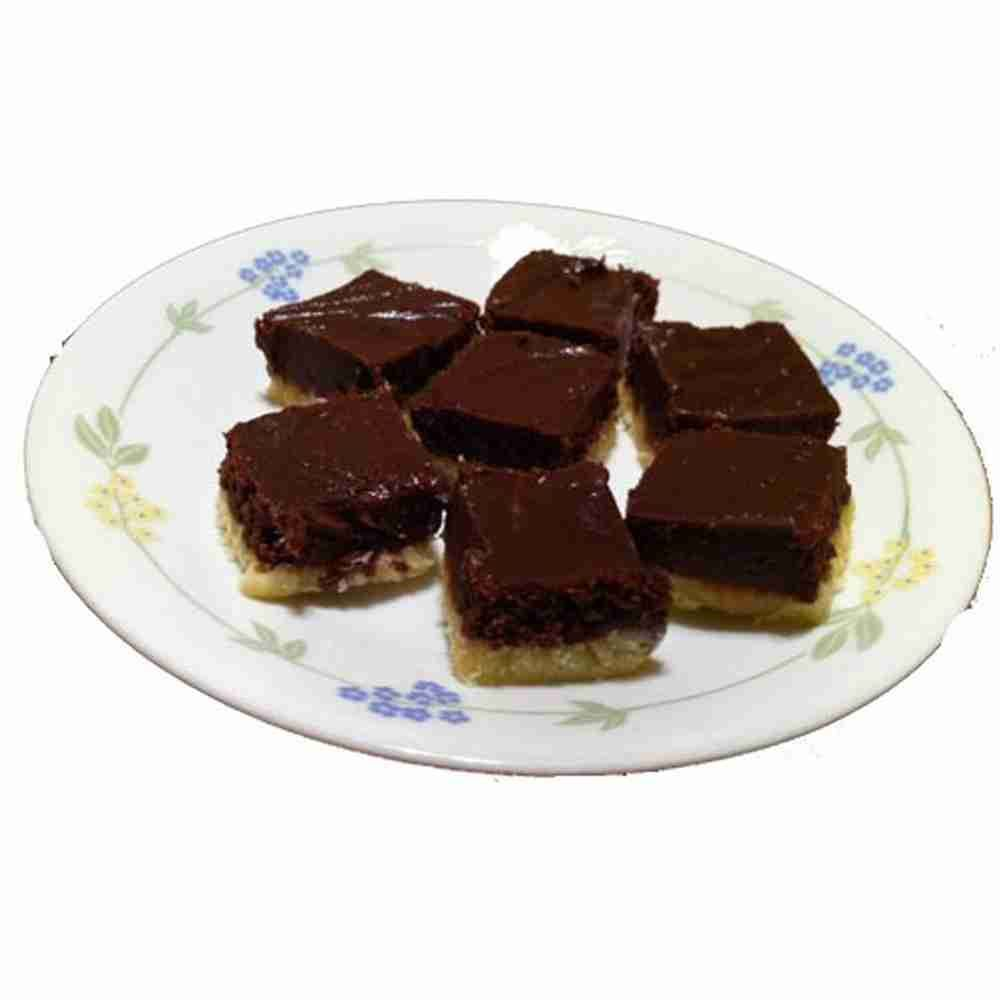 Picture of Chocolate Burfi - Rs 5 each (80 Pcs)