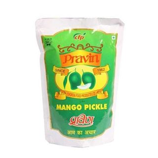 Picture of Pravin Mango Pickle 500gm (Pouch)