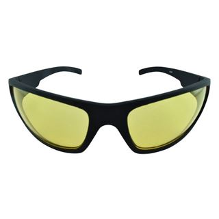 Picture of Polo House USA  Men's Sunglasses  Black Yellow (NightDriveYellow2)