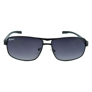 Picture of Polo House USA  Men's Sunglasses  BlackGrey (RoyAlu5001Blgrey)