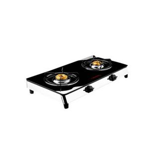 Picture of Butterfly Gas Stove Glass 2 Burner L3540A00000
