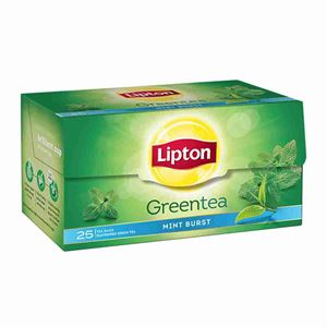 Picture of Lipton Green Tea Mint Burst 25 Sachet