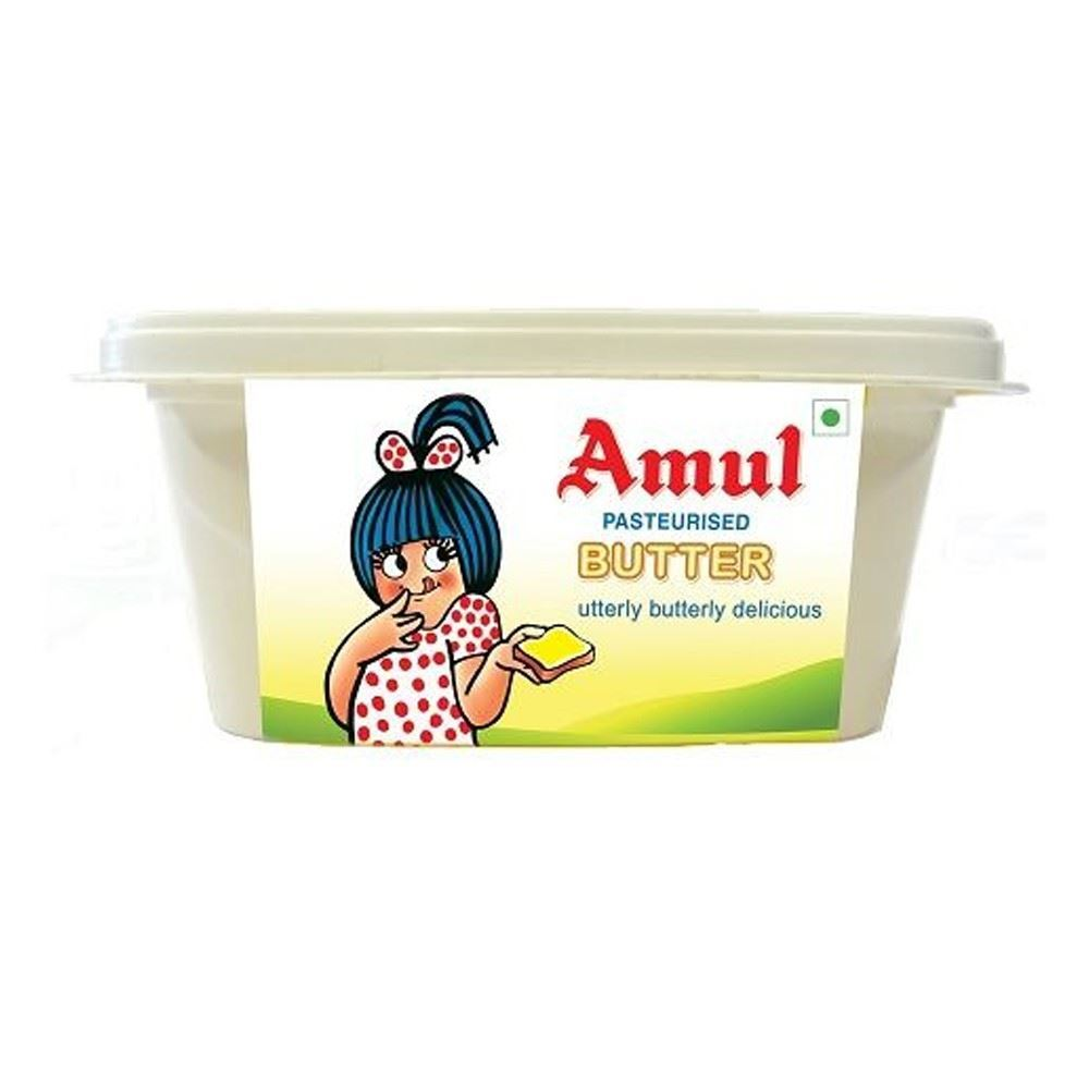 Picture of Amul Pasturised Butter 200gm Tub