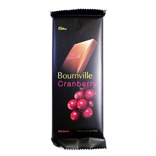 Picture of Bournville Cadbury Cranberry 33gm