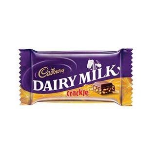 Picture of Cadbury Dairy Milk Crackle Chocolate 42gm
