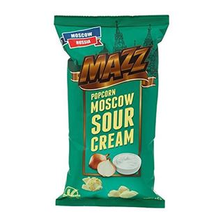 Picture of Mazz Ready to eat Moscow Sour Cream Popcorn 45gm