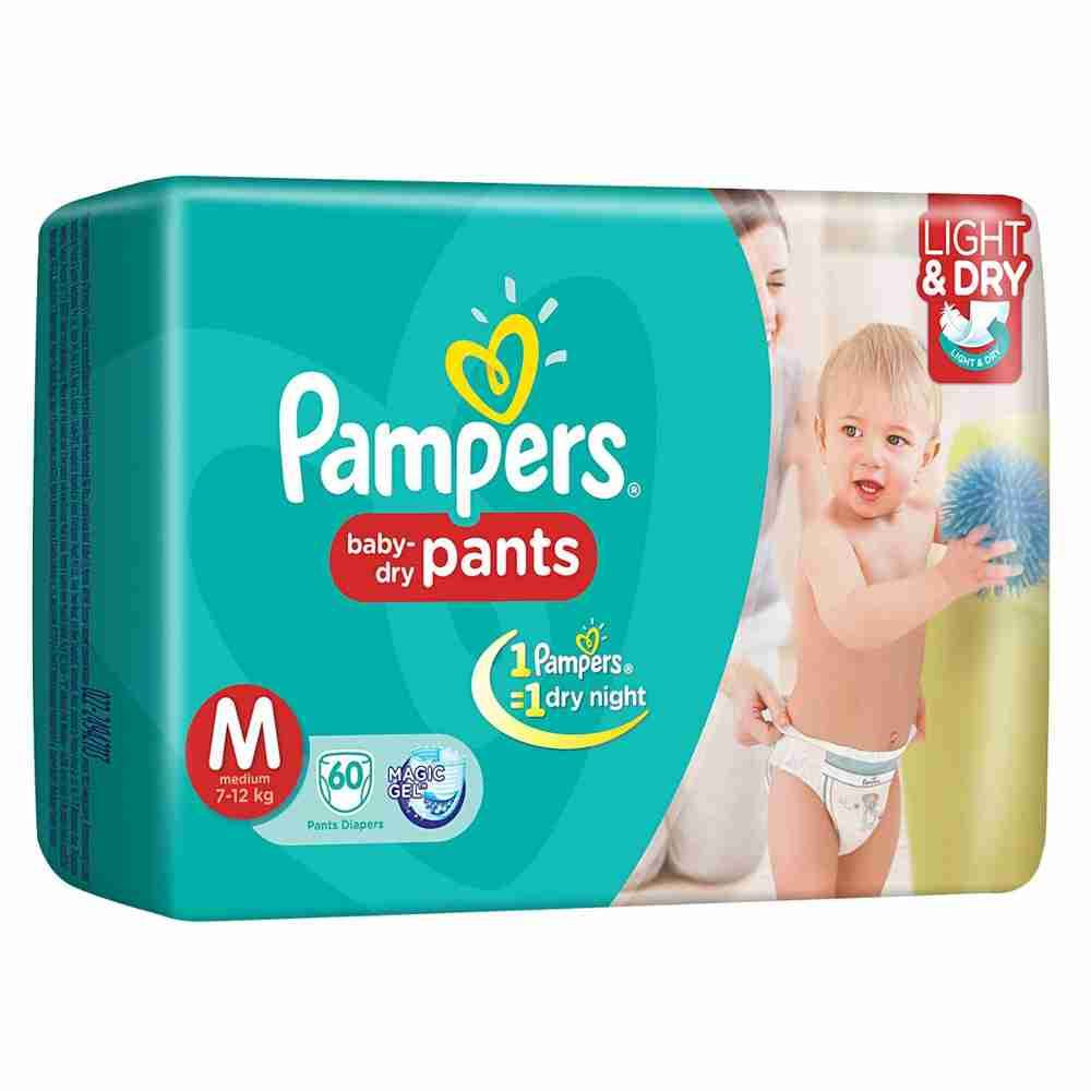 Picture of Pamper Medium-7-12Kg