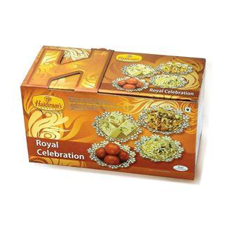 Picture of Haldiram Royal Desire Gift Pack 1 pcs