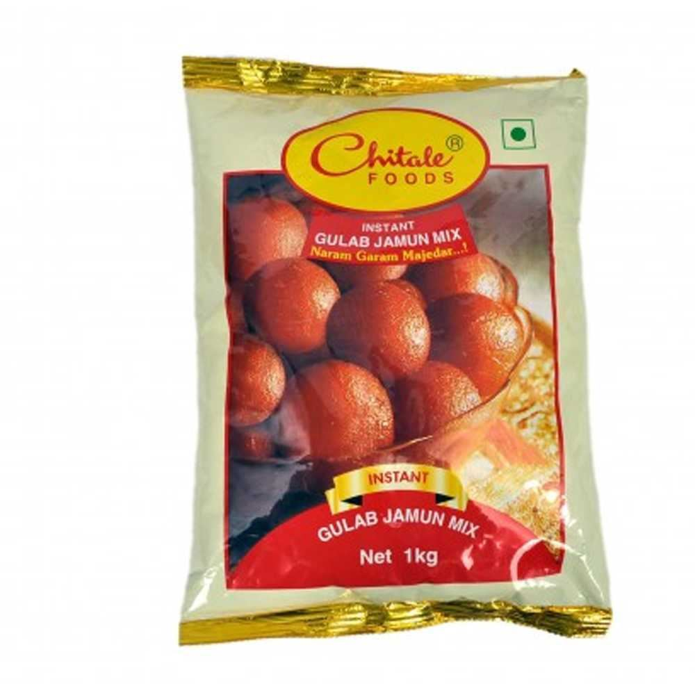 Picture of Chitale Foods Instant Gulab Jamun Mix 1kg