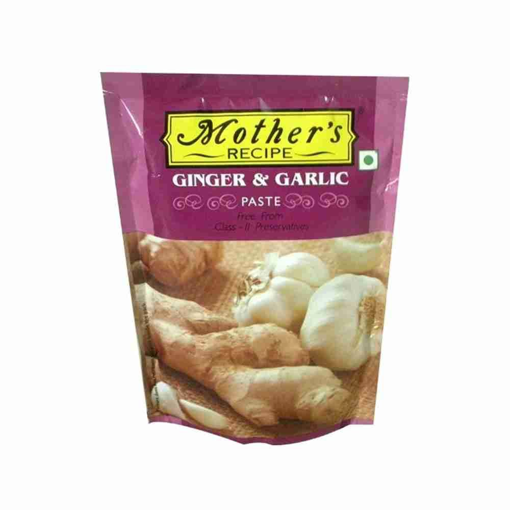 Picture of Mother's Recipe Ginger & Garlic Paste 200gm